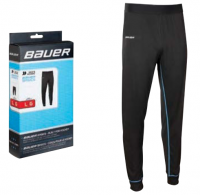термо-брюки BAUER BASICS HOCKEY FIT PANT- BLK