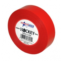 Лента для щитков SPORTSTAPE Poly Hockey Tape RED (24мм x 25м) ~ 979-02