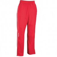 брюки BAUER WARM UP PANT - RED
