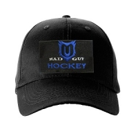 Бейсболка MG HOCKEY BLUE SR